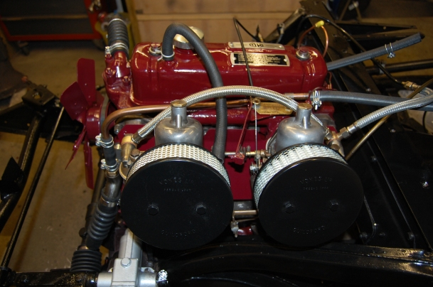 Engine Overhaul | mgarestoration